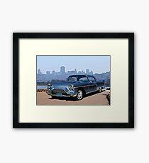 1957 Cadillac Eldorado Brougham Framed Print