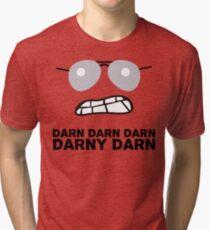 Bad Cop Darn Darn Darn Darny Darn T Shirt Tri-blend T-Shirt