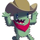 Little Cactus Dave by Kyle Armstrong