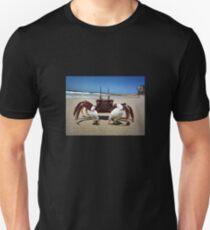 Straddie crab Unisex T-Shirt