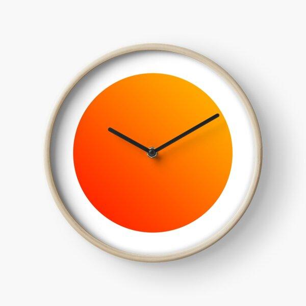 Gradient_002 Clock
