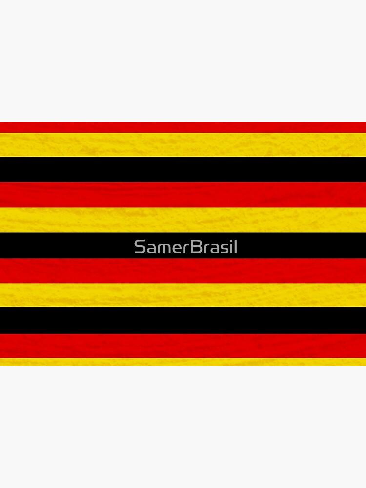 BLACK, RED, YELLOW/SAMER BRASIL by SamerBrasil