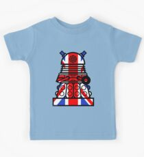 Dr Who - Jack Dalek Kids Tee