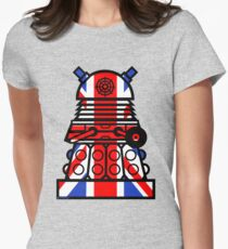 Dr Who - Jack Dalek Womens Fitted T-Shirt