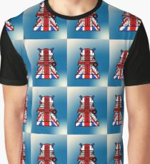 Dr Who - Jack Dalek Graphic T-Shirt