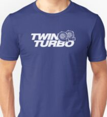 TWIN TURBO (7) Unisex T-Shirt