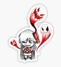 Still Doll Sticker