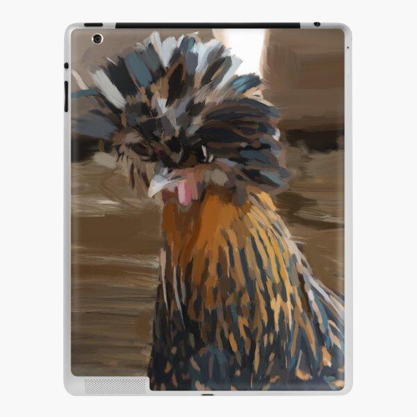 Brown Polish Chicken iPad Skin