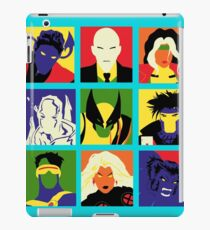 Collectible Characters iPad Case/Skin