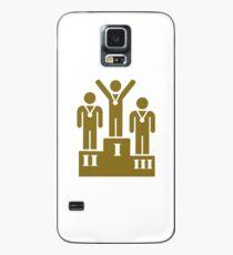 Podium champion medal Case/Skin for Samsung Galaxy