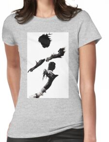 Shadows 578 Womens Fitted T-Shirt