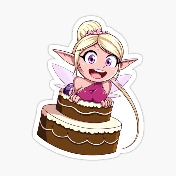 Erin Anniversary Sticker