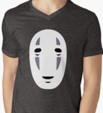 Faceless - Chihiro's Journey Men's V-Neck T-Shirt
