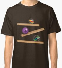 Classic Game - Cristal Marbles Classic T-Shirt