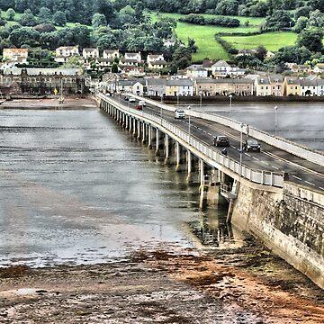Shaldon Bridge by CatherineV