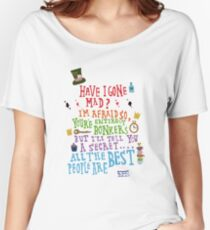 Mad Women's Relaxed Fit T-Shirt