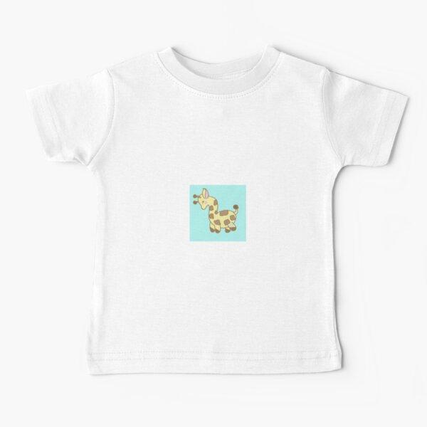Gennie Giraffe Baby T-Shirt