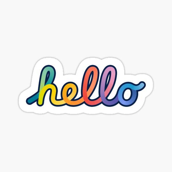 WWDC 2021 Hello Sticker