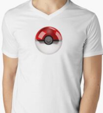 Pokeball Men's V-Neck T-Shirt