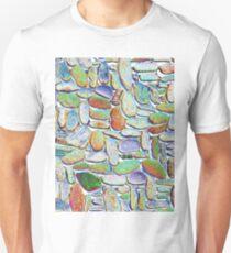 Psycho Pebbles. Unisex T-Shirt