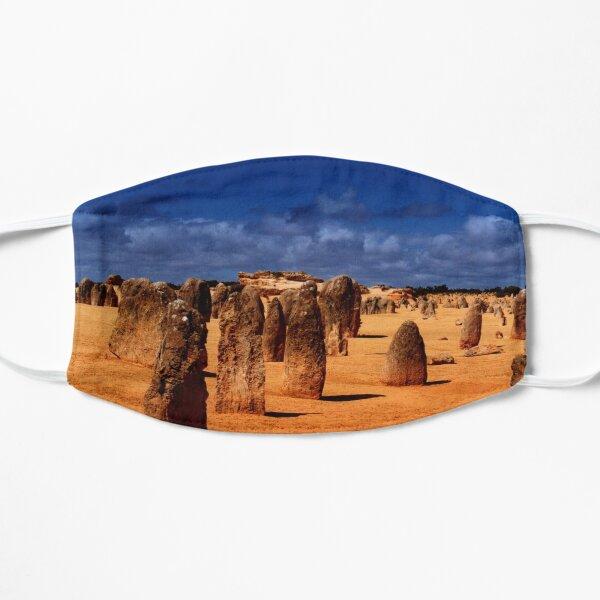 The Pinnacles - Western Australia Flat Mask