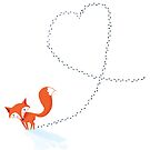 Foxy Love by DinoMike