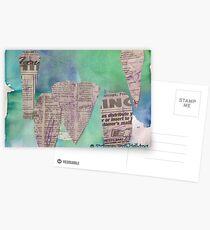 Abundant Love - by Colin Postcards