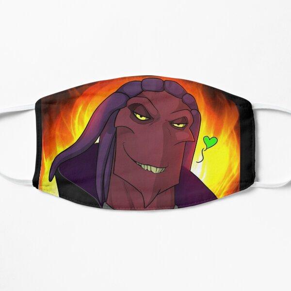 Thrax Fire Flat Mask
