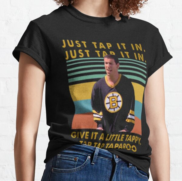 Happy-Gilmore-just-tap-it-in-give-it-a-little-tappy-vintage-shirt Classic T-Shirt