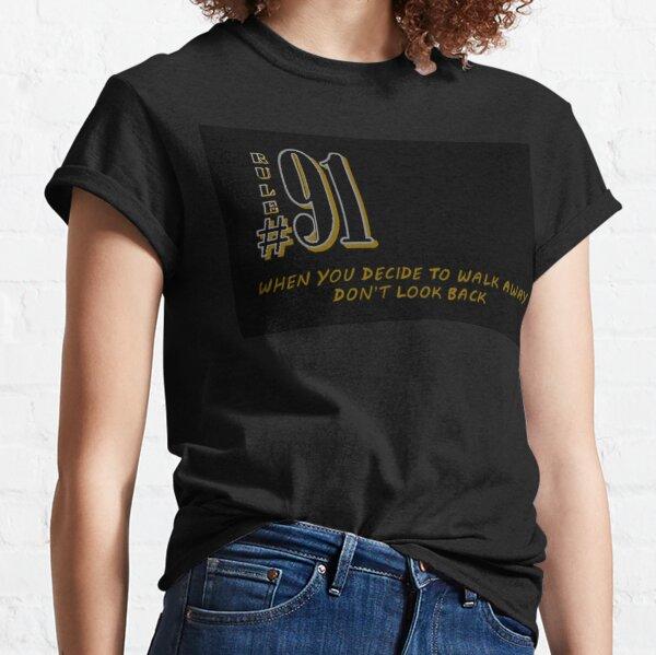 GIBBS RULE 91 Classic T-Shirt