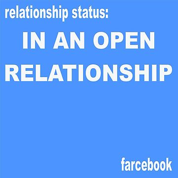 FARCEBOOK IN AN OPEN RELATIONSHIP by Churlish1