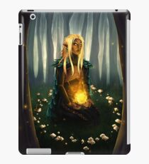 when the night meets the dawn iPad Case/Skin