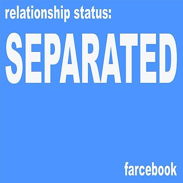 FARCEBOOK SEPARATED by Churlish1