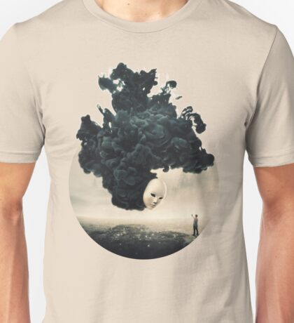 The Selfie A Dark Surrealism Unisex T-Shirt