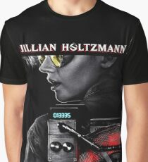 Jillian Holtzmann Graphic T-Shirt