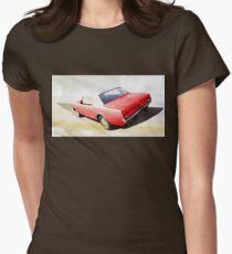 vintage car aquarell T-Shirt