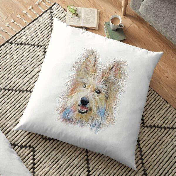 Berger Picard dog Floor Pillow