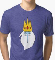 Roi des glaces - Adventure Time Tri-blend T-Shirt