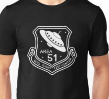 Area 51 UFO Flight Test Center Unisex T-Shirt