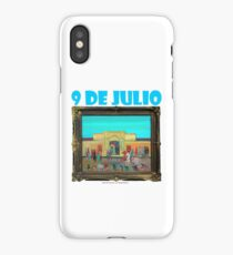 9 de Julio por Diego Manuel iPhone Case