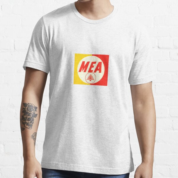 MEA - Middle Eastern airlines logo Essential T-Shirt