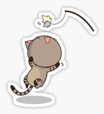 Cat is playing Sticker