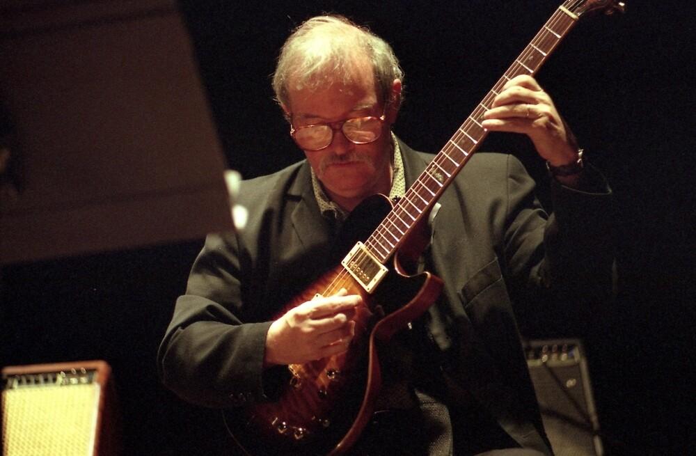 John Abercrombie, Guitarist. by Joe Glaysher