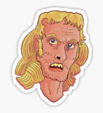 Mullet Sticker