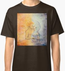 Night and Day Embrace Classic T-Shirt