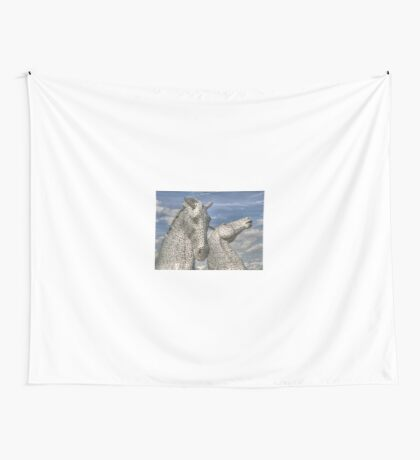 The Kelpies , Helix Park Wall Tapestry