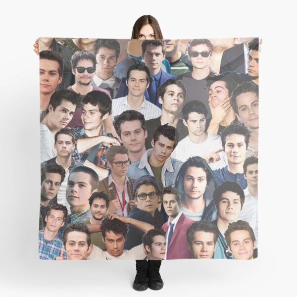 dylan o'brien collage Pañuelo