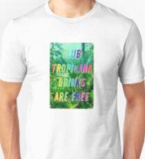 Club Tropicana #2 – A Hell Songbook Edition Unisex T-Shirt