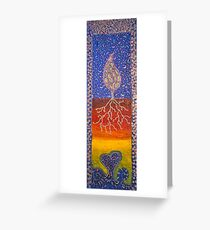 Tower Series: Redreaming Towards Tomorrow Greeting Card