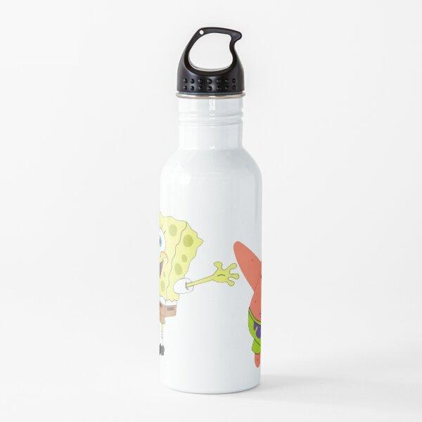 SpongeBob and Patrick Water Bottle